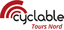 Cyclable Tours Nord